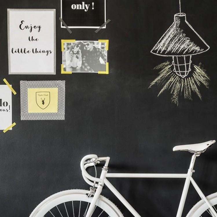 Nippon Paint Chalky Kara Tahta Boyası