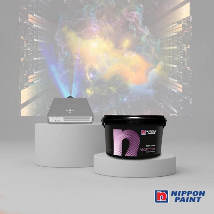 Nippon Paint Projectura Özel Projeksiyon Boyası 2.5 LT